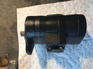 Hydraulic Double Gear Pump, High Flow, for Case 87551795