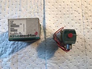 Asco Red-hat Valves 8210g2 Automatic Switch 20043 Red Hat