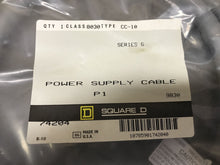 Load image into Gallery viewer, Square D power supply cable 8030 cc-10
