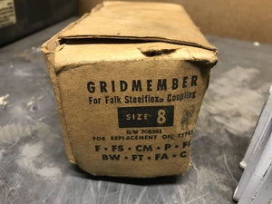 Falk gridmember for steel flex coupling Size 8 B/M 706391