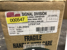 Load image into Gallery viewer, Litestak LSL-024G Series A3 Green Signal Division