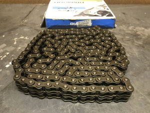 Diamond Chain 50-2-Riv Double roller 10ft 5/8
