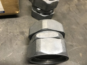 qty 5 - Steel City Thomas & Betts TK216SC Compression Coupling