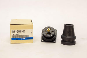 SMC DM6-04NU-C2 Multi-Connector W/COVER