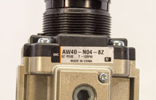 Load image into Gallery viewer, SMC AW40-N04-8Z Filter Regulator