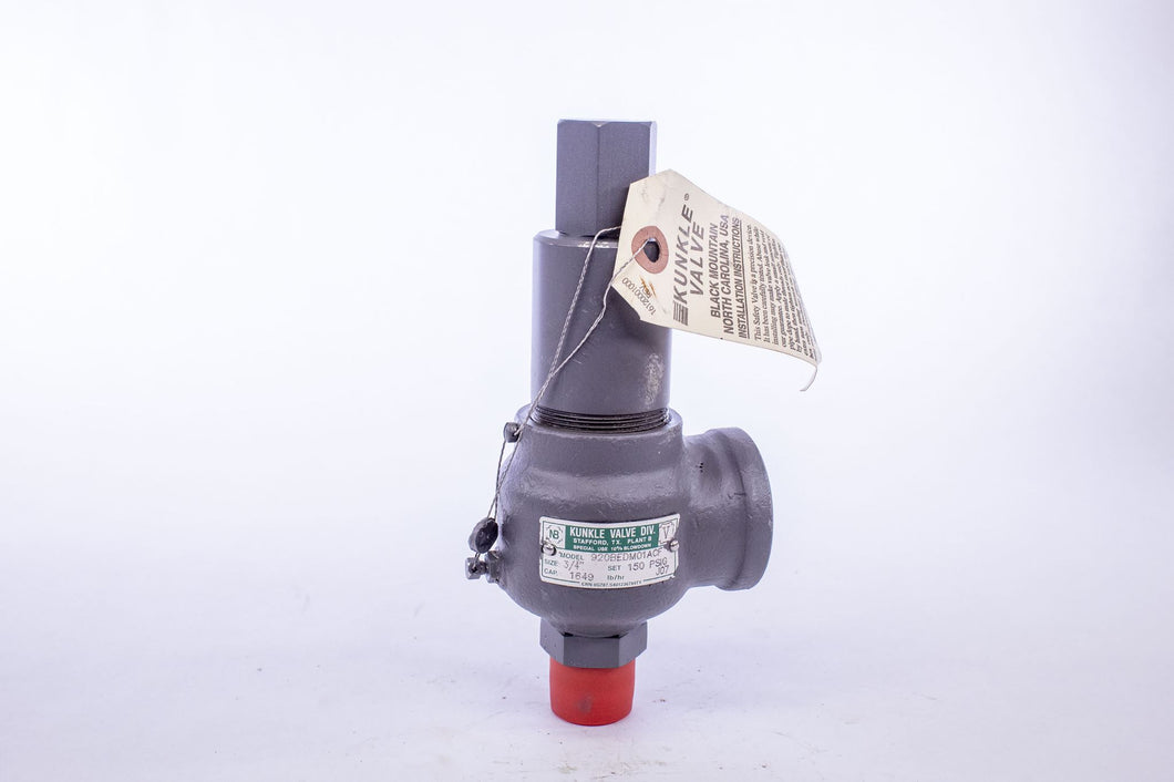 Kunkle Valve 920BEDM01ACF 3/4 Safety Relief Valve