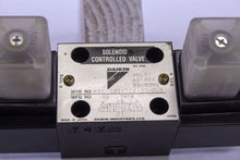 Load image into Gallery viewer, Daikin KS0-G02-7CA-30-CLE 33-7516 Solenoid Controlled Valve