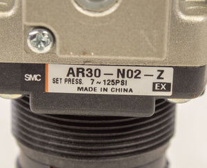 SMC AR30-N02-Z Regulator Modulator