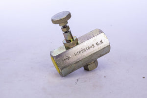 Hydraulic Systems Products Flow Control Valve HSP2818-3 U.K.