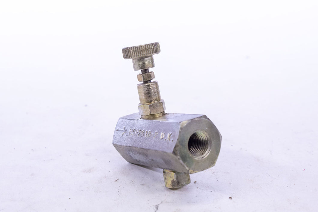 Hydraulic Systems Products Flow control Valve HSP2818-2 U.K.