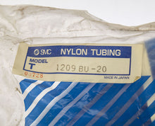 Load image into Gallery viewer, SMC Nylon Tubing 1209 BU-20