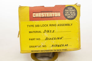 Chesterton Type 500 lock ring assembly B1056165