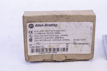 Load image into Gallery viewer, Allen Bradley AB 100-SA10 Side Mount Auxiliary Contact
