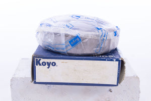 Koyo 6307ZZC3 SINGLE ROW DEEP GROOVE BALL BEARING