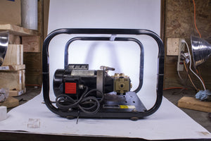 Wheeler Rex Hydro-Static Test Pump 33100 NOS 1 HP, 1 GPM, 1000 psi
