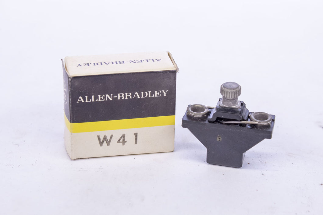 Allen Bradley Heater Element W41 NOS