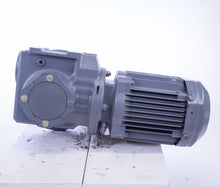 Load image into Gallery viewer, Sew-Eurodrive SF37 DR63S4/ASD1 AC motor and right angle gearbox