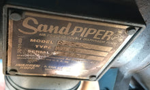 Load image into Gallery viewer, SandPIPER SA1-A TN-4-A Metallic Heavy Duty Flap Valve Pump