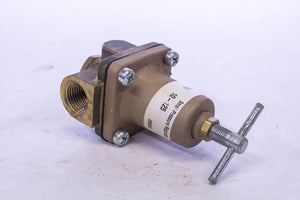Watts Small Pressure Regulator Model 26A 1/2NPT 0103510