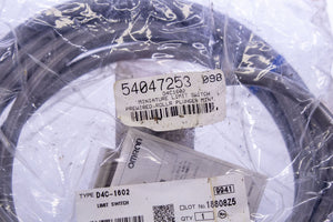 Omron D4C-1602 Limit Switch