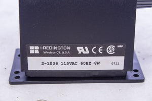 Redington 2-1006 115VAC 6 Digit Counter