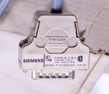 Load image into Gallery viewer, Siemens 6ES5712-8BC50 IM316 Cable - 2.5 Meter