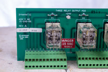 Load image into Gallery viewer, Eaton Dynamatic 15-242-65 Three Relay Output Module