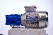 Load image into Gallery viewer, Motovario NMRV050 Reducer with T71-B4 electric motor