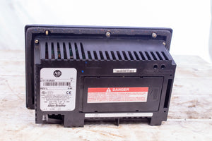 USED AB Allen-Bradley PanelView 550 2711-K5A8X Series F