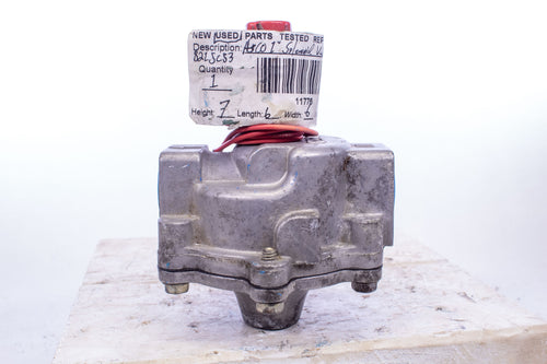 "Asco Red Hat 8215C53 1"" Solenoid Valve 2-way"
