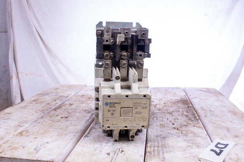 Westinghouse A200M4CAC Model K Motor control
