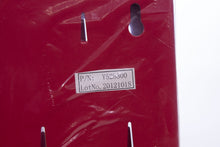 Load image into Gallery viewer, Brady Metal Wall Lock Box Small Red 105714 Y528300