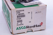 Load image into Gallery viewer, ASCO EF8342G001MS Solenoid Valve 120/110V