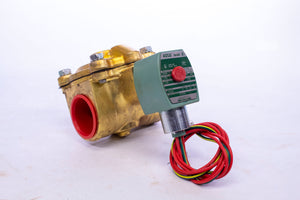 Asco Red Hat Valve 8210G008  Open Box