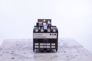 Eaton ARD440L Convertible Contact Industrial Control DC Relay