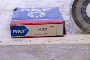 SKF 6306 2ZJEM Ball Bearing NOS