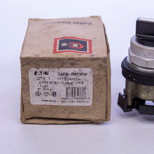 Load image into Gallery viewer, Eaton Cutler Hammer HT8JAH3A Selector Switch