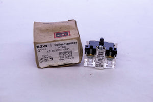 Eaton Cutler Hammer HT8B Contact Block