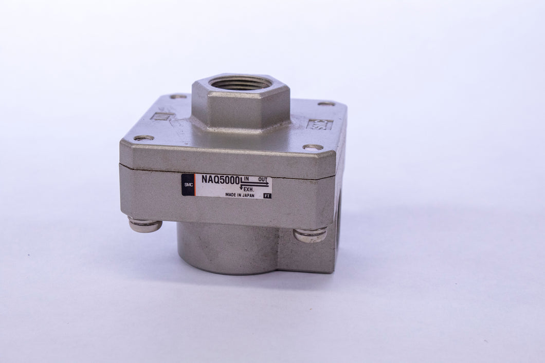 SMC NAQ5000 Quick Exhaust  Valve 3/4 NPT