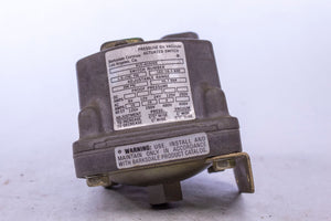 Barksdale D1T-A150SS Diaphragm Pressure Switch