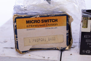 Micro Switch 1 PW2PCA1 8433 PW2PA1 Switch