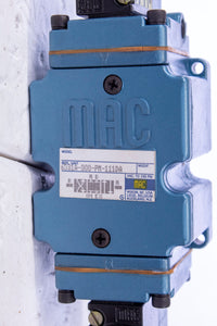 MAC 6531A-000-PM-111DA PMC-111DA-BE one solenoid damaged