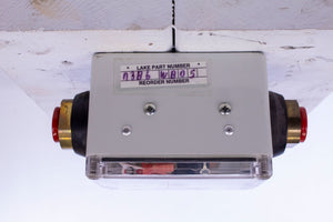Flow Rate Alarm Monitor Lake Part Number N3B6 WB05 Pat # 4.986.133