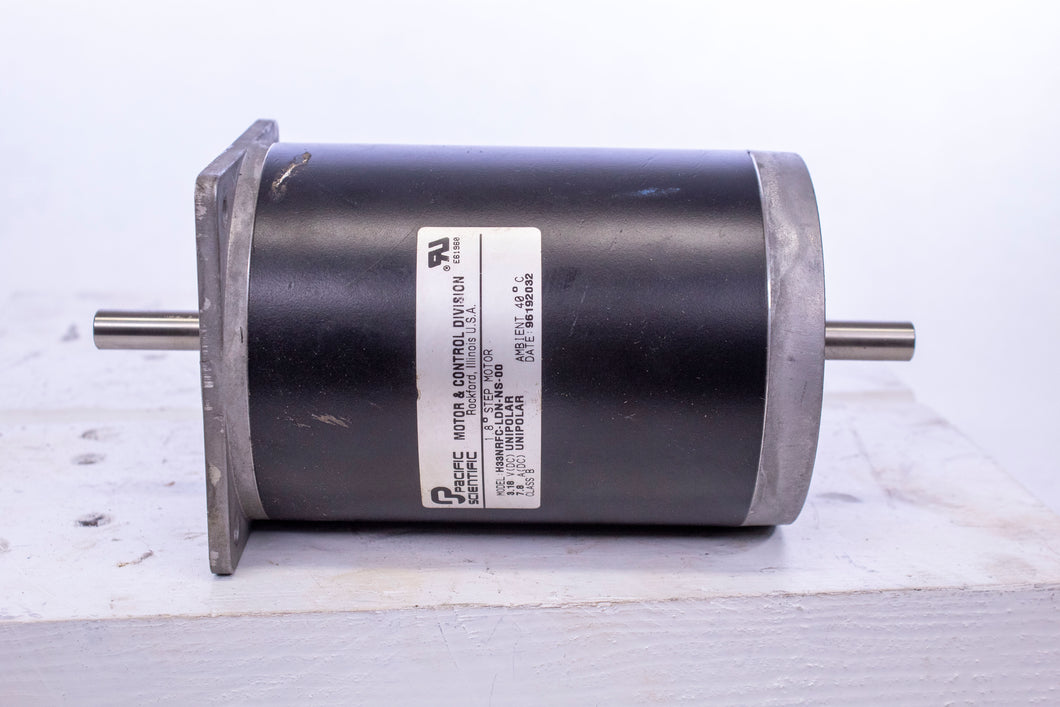 Pacific Scientific H33NRFC-LDN-NS-00 1.8 Stepping Motor