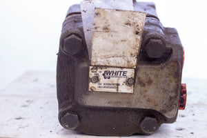 White Drive Products HB1856566D Hydraulic Motor
