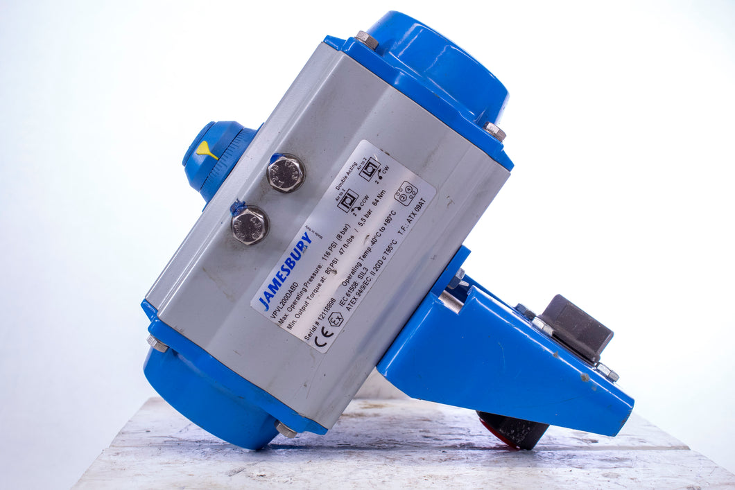 Jamesbury VPVL200DABD Double Acting Valve Actuator