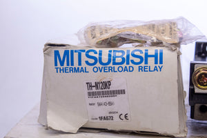 Mitsubishi Thermal Overload Relay TH-N120KP