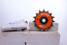 Load image into Gallery viewer, Dalton Gear Company 60A15-106 1/2 Bore Idler Sprocket