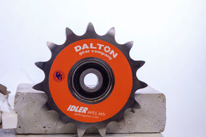 Dalton Gear Company 60A15-106 1/2 Bore Idler Sprocket