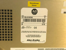 Load image into Gallery viewer, AB Allen-Bradley 2711e-k10c6x PanelView 1000e